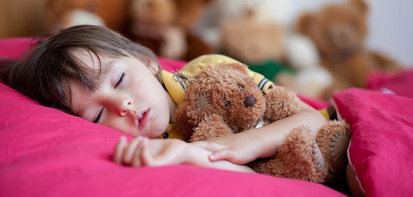 5 effective ways to improve your child's sleep