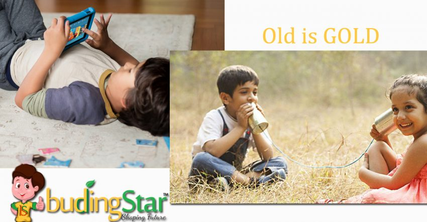Old is becoming New Trend-In terms of raising kids
