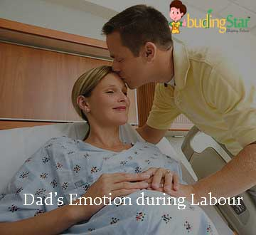 Emotions of Papa-to-be during Labour