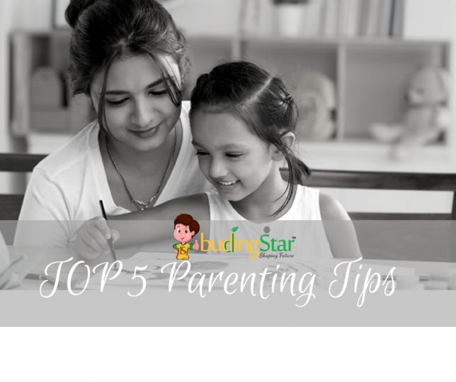 Top five parenting Tips