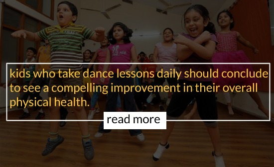 Best dance classes for kids in Chandigarh