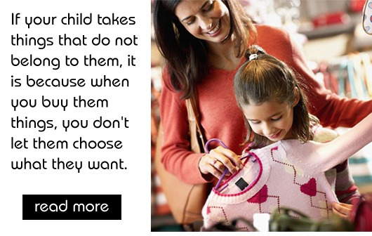 Let them choose what your kid want