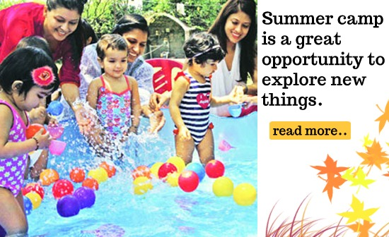 Summer camps for kids in Chandigarh
