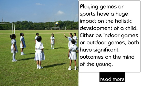 Importance of Games and Sports in Student's Life