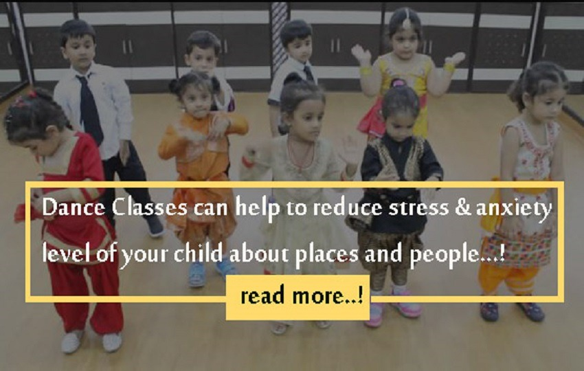 Dance classes for kids in Mohali