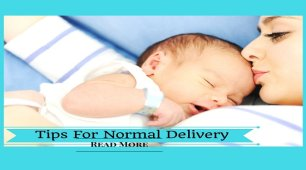 Few Tips for Normal Delivery