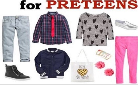 Fashion Trends to avoid for Preteens