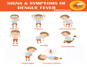 DENGUE SYMPTOMS IN CHILDREN: CAUSES, DIAGNOSIS AND PREVENTION