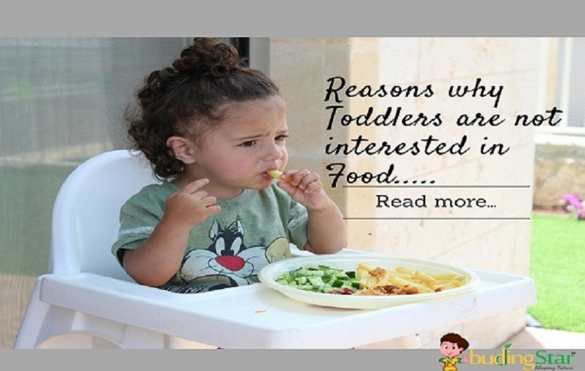 Top 5 Reasons Why Toddlers Are Not Interested In Food