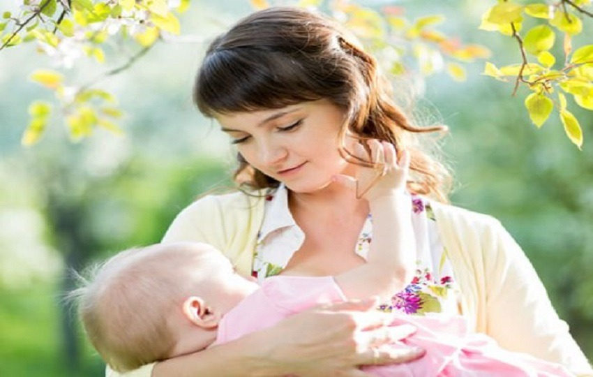 Breastfeeding Is Not A Matter Of Choice, It's A Commitment
