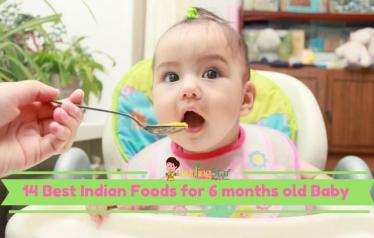 14 Best Indian First Foods For 6 Months Old Baby