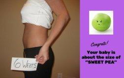 Pregnancy week 6
