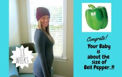 Pregnancy Week 18
