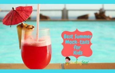 Best Summer Kids Drink