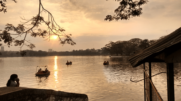 Best Boating Places in Bangalore