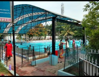 Top swimming pools in Chennai