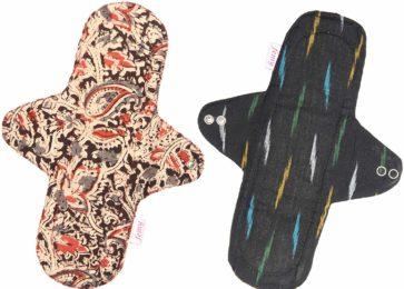 Eco friendly sanitary napkins in India