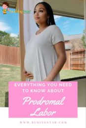 How to cope with Prodromal Labor