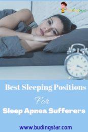 Best Sleeping Positions for Sleep Apnea Sufferers