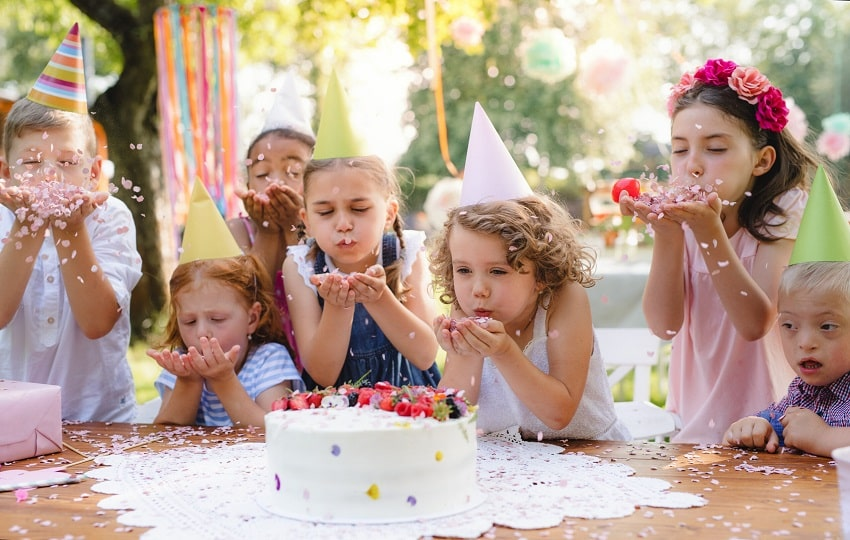 6 Awesome Outdoor Birthday Party Ideas For Kids