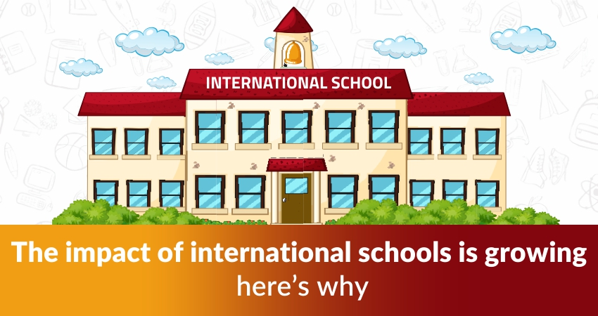 Best International schools in Bangalore