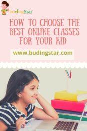 How To Choose The Best Online Classes For Your Child