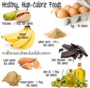 best foods for weight gain in babies, toddlers and kids