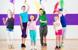 benefits of introducing an Art Form to Children